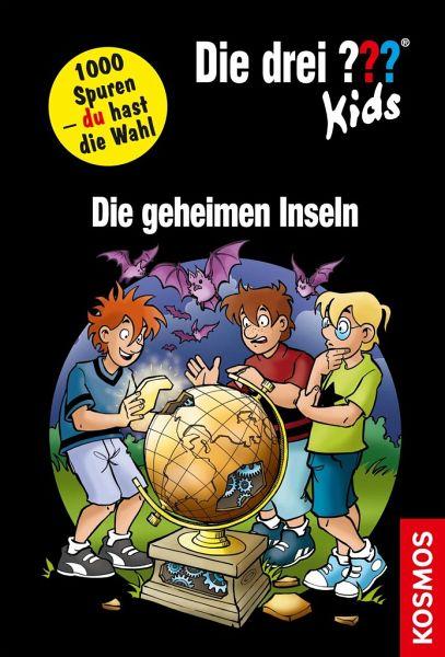 Buch-Reihe Die drei Fragezeichen-Kids und du von Boris Pfeiffer