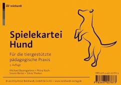 Spielekartei Hund - Baumgartner, Michael; Koch, Petra; Reiter, Souris; Thielen, Silvia
