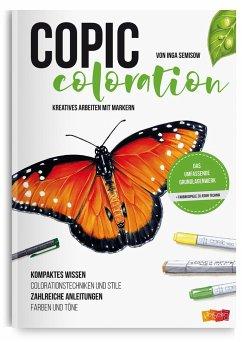 Copic Coloration - Semisow, Inga
