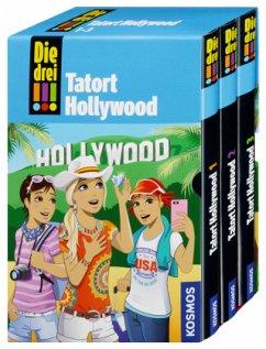 Die drei !!! Tatort Hollywood / Die drei Ausrufezeichen Bd.75 - Heger, Ann-Katrin; Vogel, Kirsten