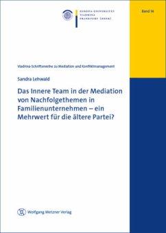 Das Innere Team in der Mediation von Nachfolget...