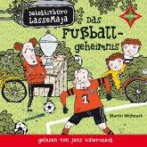 Detektivbüro LasseMaja - Das Fußballgeheimnis, 1 Audio-CD