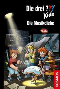 Die Musikdiebe / Die drei Fragezeichen-Kids Bd.77 - Pfeiffer, Boris