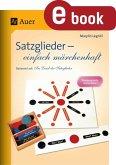 Satzglieder - einfach märchenhaft (eBook, PDF)