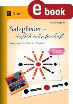 Satzglieder - einfach märchenhaft (eBook, PDF) - Legniti, Marylin