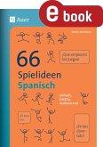 66 Spielideen Spanisch (eBook, PDF)
