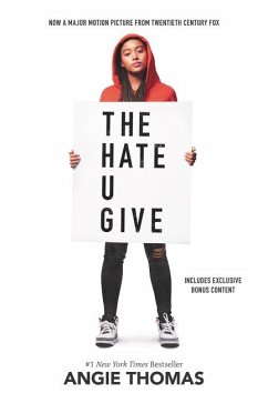 The Hate U Give - Movie Tie-in Edition - Thomas, Angie