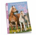 Color-Hausaufgabenheft Pferde