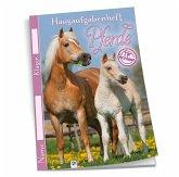 Trötsch Hausaufgabenheft Color für Schlaue Pferde