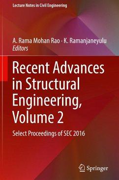 Recent Advances in Structural Engineering, Volu...