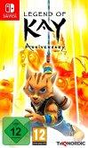 Legend of Kay (Nintendo Switch)
