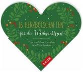16 Herzbotschaften für die Weihnachtszeit