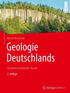 Geologie Deutschlands - Meschede, Martin