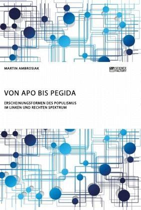 Von APO bis Pegida. Erscheinungsformen des Populismus im linken und rechten Spektrum - Wozniak, Manuel