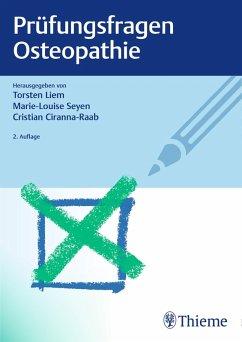 Prüfungsfragen Osteopathie (eBook, ePUB)