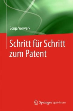 Schritt für Schritt zum Patent