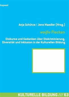 weiße Flecken - Schütze, Anja; Maedler, Jens