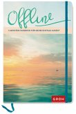 Offline - 5-Minuten-Tagebuch für meine digitale Auszeit