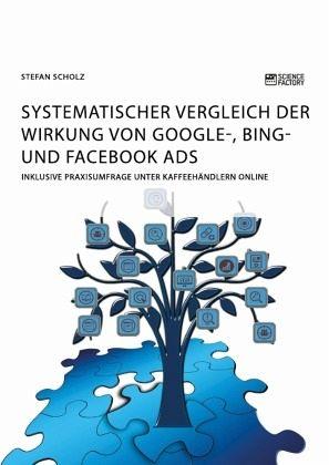 Systematischer Vergleich der Wirkung von Google-, Bing- und Facebook Ads - Scholz, Stefan