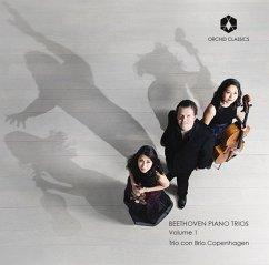 Beethoven Klaviertrios Vol.1 - Trio Con Brio Copenhagen