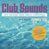 Club Sounds Summer 2018