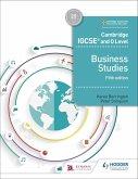 Cambridge IGCSE and O Level Business Studies 5th edition (eBook, ePUB)