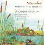 Mäusefest, m. 1 Audio-CD