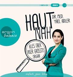Haut nah, 1 MP3-CD - Adler, Yael