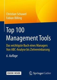 Top 100 Management Tools (eBook, PDF) - Schawel, Christian; Billing, Fabian