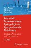 Angewandte Grundwasserchemie, Hydrogeologie und hydrogeochemische Modellierung (eBook, PDF)
