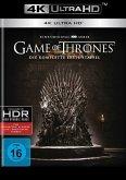 Game of Thrones - Die komplette erste Staffel (4K Ultra HD, 4 Discs)
