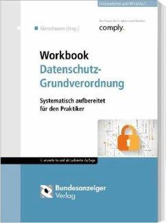 Workbook Datenschutz-Grundverordnung