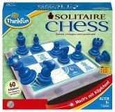 Ravensburger 76325 - ThinkFun®, Solitaire Chess, Konzentrationsspiel, Reisespiel