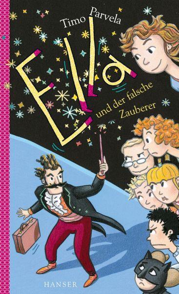 Buch-Reihe Ella von Timo Parvela