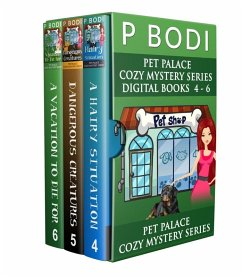Pet Palace Series Books 4-6 (Pet Palace Cozy My...