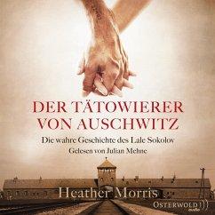 Der Tätowierer von Auschwitz, 2 MP3-CD - Morris, Heather