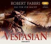Das Tor zur Macht / Vespasian Bd.2 (1 MP3-CD)