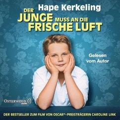Der Junge muss an die frische Luft, 8 Audio-CDs - Kerkeling, Hape
