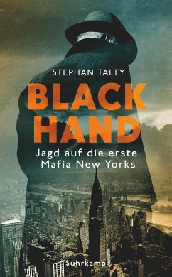 Black Hand - Talty, Stephan