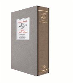 Bargfelder Ausgabe. Briefe von und an Arno Schmidt - Schmidt, Arno; Wollschläger, Hans