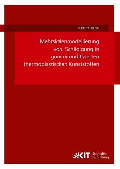Mehrskalenmodellierung von Schädigung in gummimodifizierten thermoplastischen Kunststoffen - Helbig, Martin