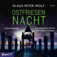 Ostfriesennacht / Ann Kathrin Klaasen ermittelt Bd.13 - Wolf, Klaus-Peter