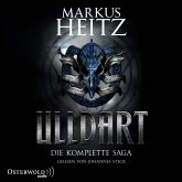 Ulldart. Die komplette Saga, 25 MP3-CD