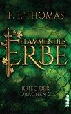 Flammendes Erbe / Krieg der Drachen Bd.2