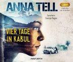 Vier Tage in Kabul / Amanda Lund Bd.1 (2 MP3-CDs)