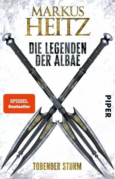Buch-Reihe Die Legenden der Albae von Markus Heitz