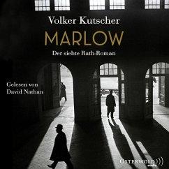 Marlow / Kommissar Gereon Rath Bd.7 (2 MP3-CDs) - Kutscher, Volker