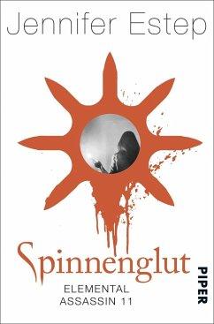 Spinnenglut / Elemental Assassin Bd.11