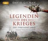 Das zerrissene Land / Legenden des Krieges Bd.5 (2 MP3-CDs)