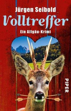 Volltreffer / Hauptkommissar Eike Hansen Bd.7 - Seibold, Jürgen
